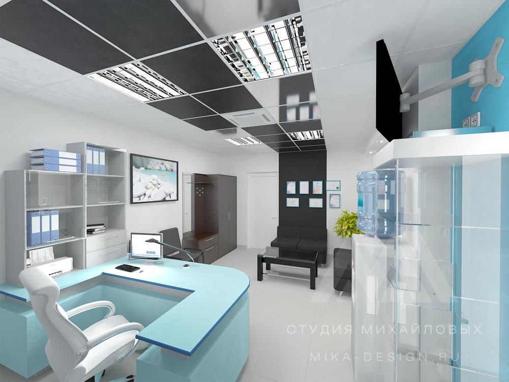 дизайн клиники