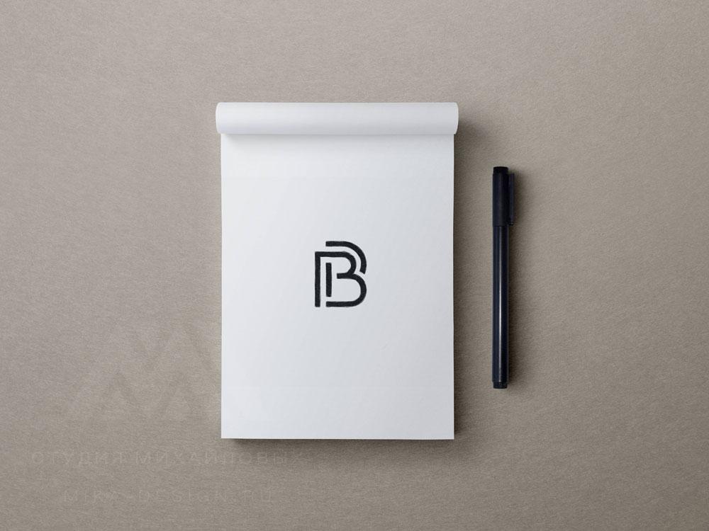 дизайн логотипа bip it