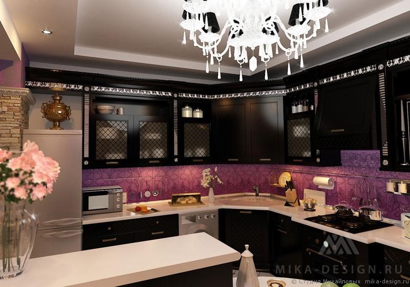 кухня арт-деко