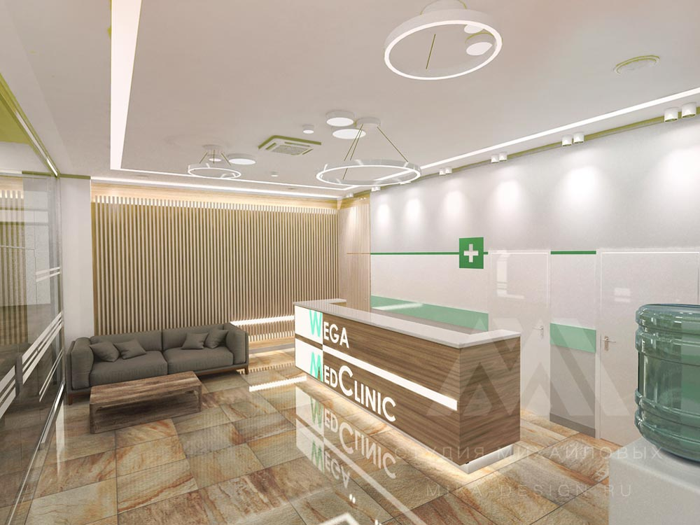 проект клиники