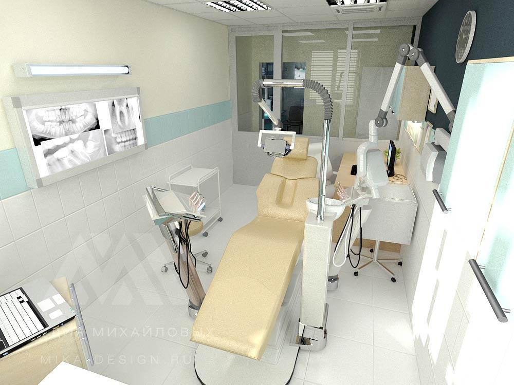 проект стоматологии