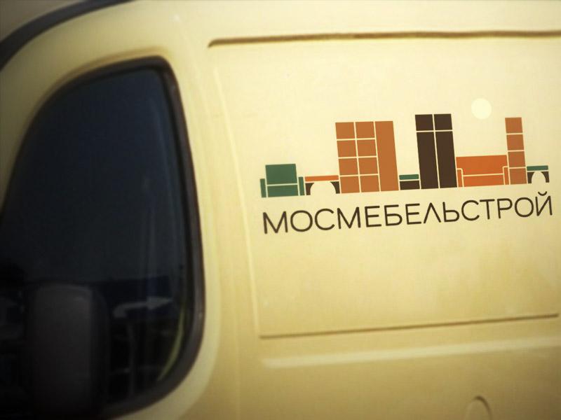 разработка мебельного логотипа