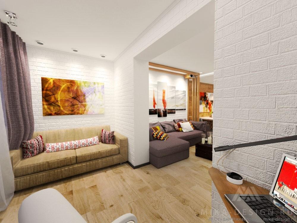 современный дизайн комнаты фото