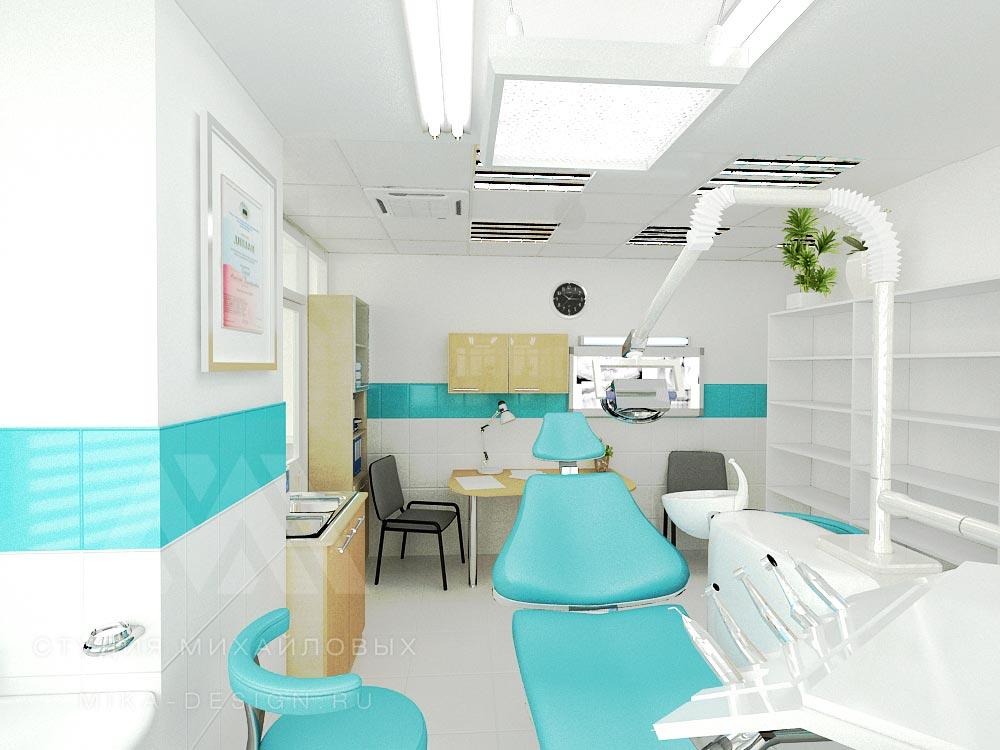 дизайн клиники фото