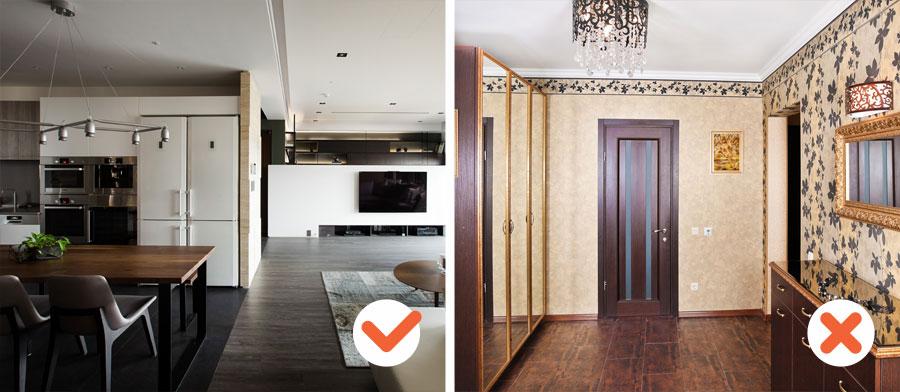 дизайнерские квартиры и ремонт