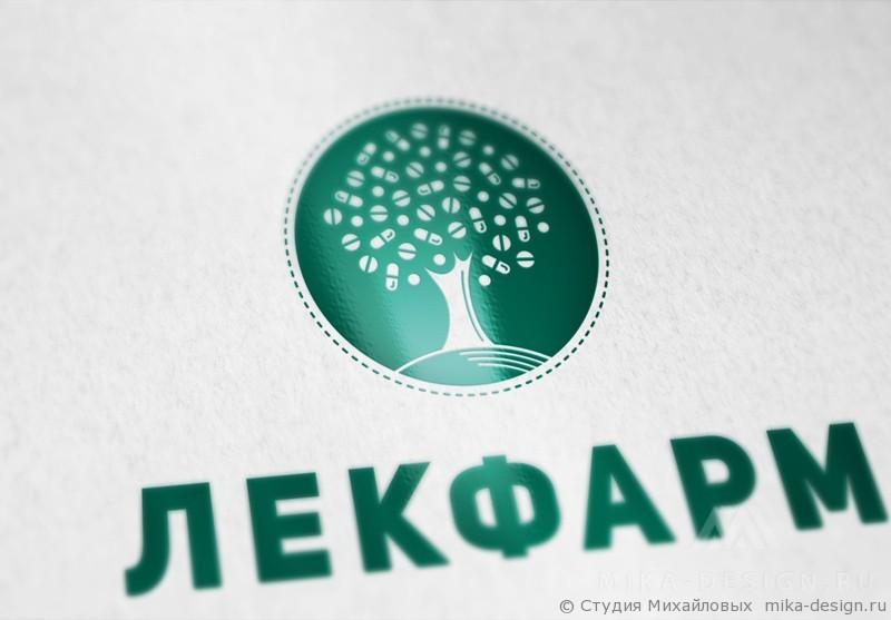аптечный логотип